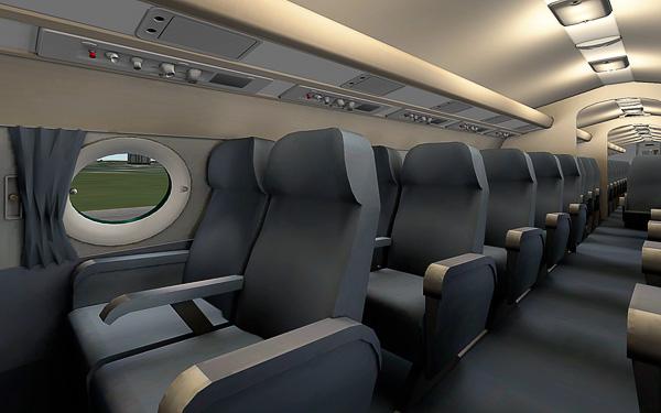 Comet 4c Texture Baking Passenger Cabin Wip Dh
