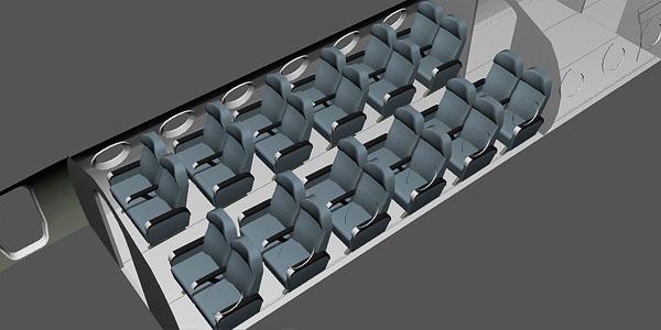 Comet 4 First Class Seats Dh Aircraft News
